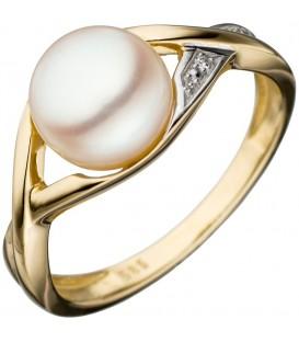 Damen Ring 585 Gold - 4053258281185