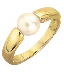 Damen Ring 333 Gold - 4053258061831