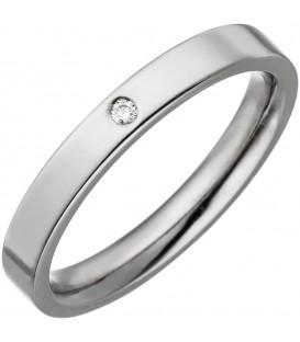 Partner Ring schmal aus - 4053258336977
