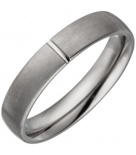 Partner Ring aus Titan - 4053258337455