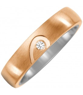 Partner Ring Halbes Herz - 4053258338094
