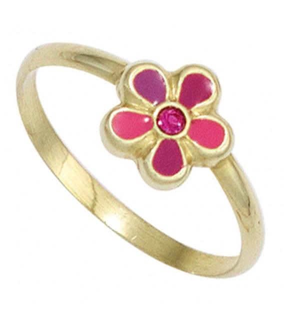 Kinder Kinder Ring Blume - 4053258257791