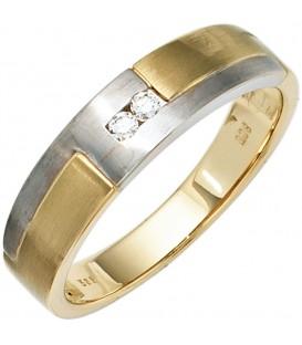 Herren Ring 585 Gold - 4053258085936