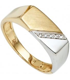 Herren Ring 585 Gold - 4053258300268