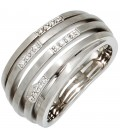 Damen Ring breit 925 - 40358