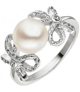 Damen Ring Schleife 925 - 4053258325087
