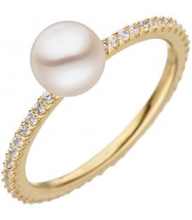 Damen Ring 925 Silber - 4053258335963