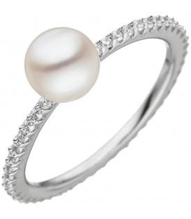 Damen Ring 925 Silber - 4053258335895