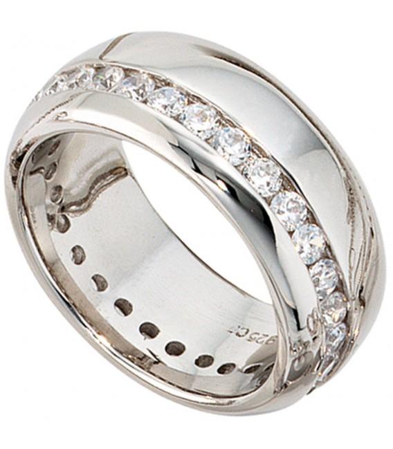 Damen Ring breit 925 - 4053258099148
