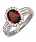 Damen Ring 925 Sterling - 43219