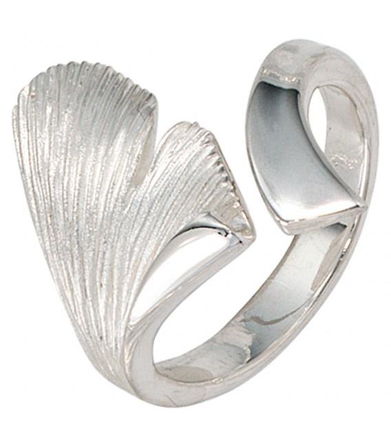 Damen Ring Ginko Ginkgo - 4053258101827 Zoom