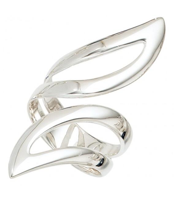 Damen Ring offen breit - 4053258098813