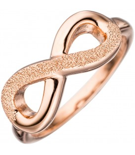 Damen Ring Unendlichkeit 925 - 4053258297841