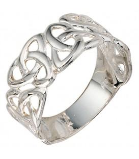 Damen Ring breit 925 - 4053258102459