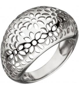 Damen Ring breit mit - 4053258316276