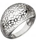 Damen Ring breit mit - 46372