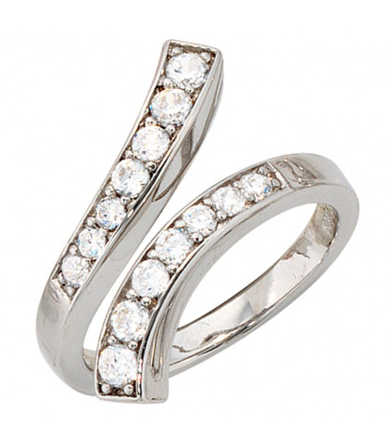 Damen Ring offen 925 - 4053258094563