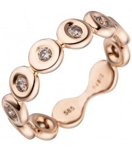 Damen Ring 585 Gold - 4053258334867