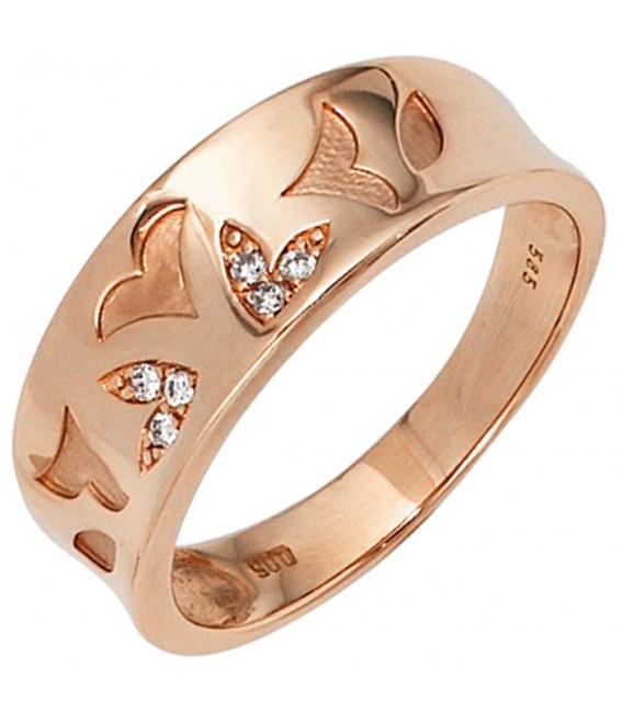 Damen Ring 585 Gold - 4053258233481