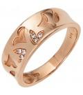 Damen Ring 585 Gold - 39581