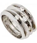 Damen Ring breit 585 - 39448