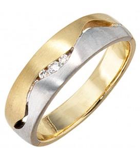 Damen Ring 585 Gold - 4053258045015