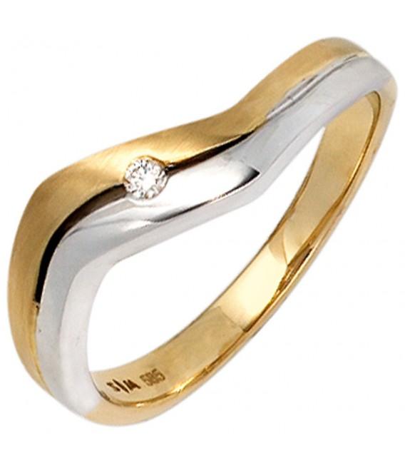 Damen Ring 585 Gold - 4053258233184