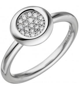 Damen Ring 585 Gold - 4053258342770