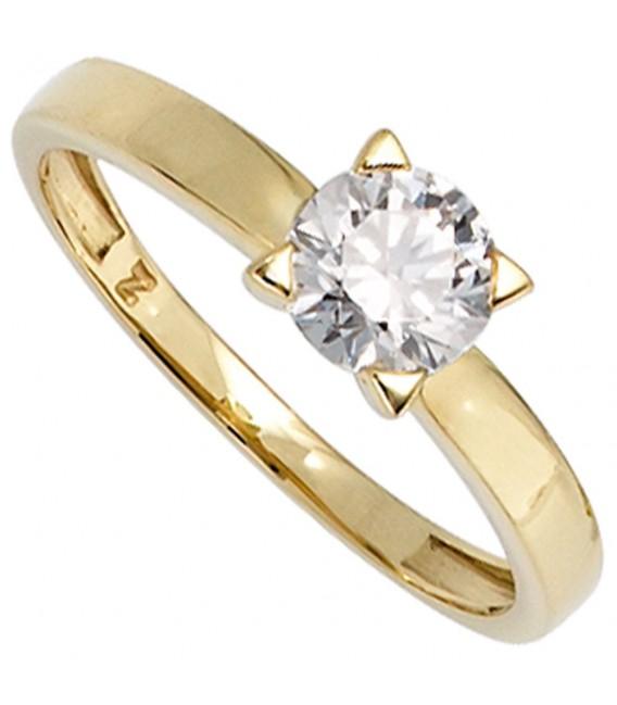 Damen Ring 333 Gold - 4053258233665