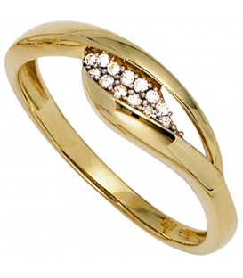 Damen Ring 333 Gold - 4053258233849