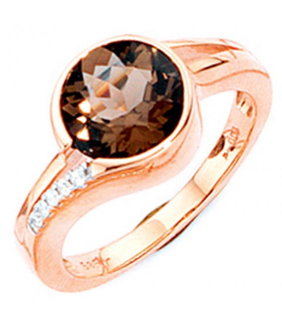 Damen Ring 585 Gold - 4053258050682