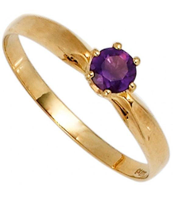 Damen Ring 585 Gold - 4053258234440