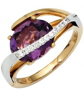 Damen Ring 585 Gold - 4053258235041