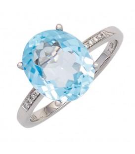 Damen Ring 585 Gold - 4053258251782