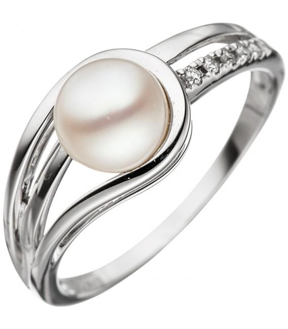 Damen Ring 585 Gold - 4053258059562
