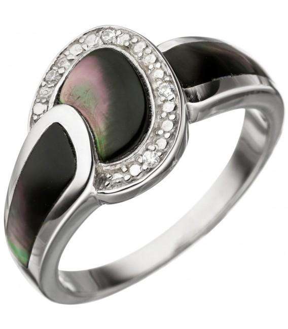 Damen Ring 925 Sterling - 4053258311240 ...