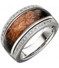 Damen Ring 925 Sterling - 46666