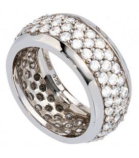 Damen Ring breit 925 - 4053258093719