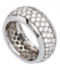 Damen Ring breit 925 - 33084