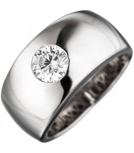 Damen Ring breit 925 - 4053258292754