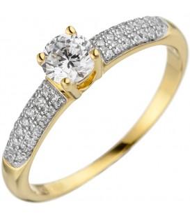 Damen Ring 925 Sterling - 4053258344484
