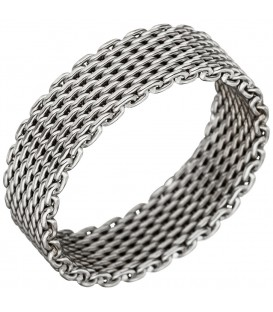 Damen Ring Milanaise 925 - 4053258321720