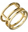 Damen Ring breit mehrreihig - 46413