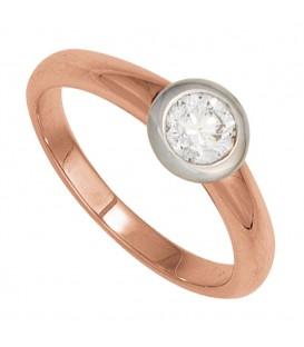 Damen Ring 585 Gold - 4053258274835