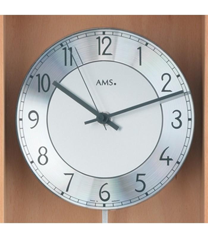 Ams 5285 18 Wanduhr Funk 50146 Schmuck Uhren Paradies