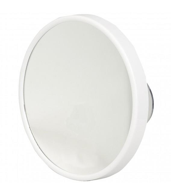 Pfeilring Kosmetikspiegel weiß 10-fach Vergrößerung Saugnäpfe - Bild 1 Zoom