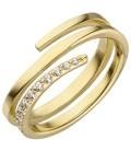 Damen Ring 925 Sterling Silber - 51125