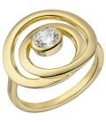 Damen Ring 925 Sterling Silber - 51144