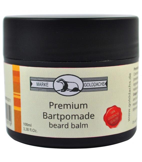 Golddachs Bartpomade 100 ml - Bild 1