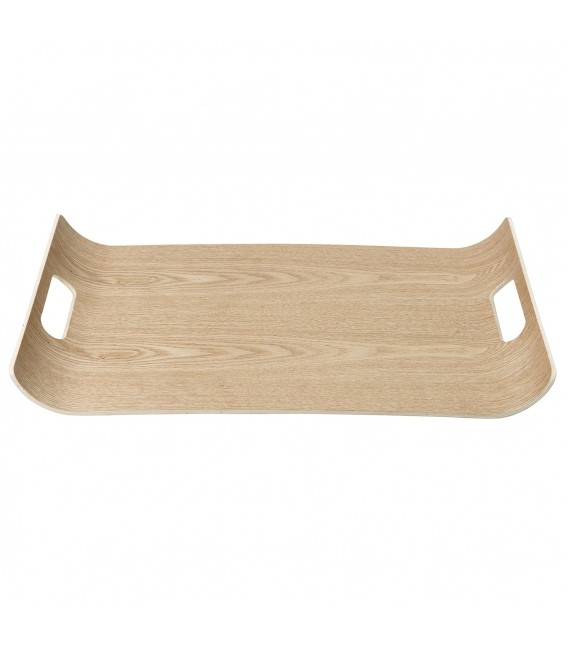 Blomus Tablett WILO Hartholz mit rutschhemmender Oberfläche - Bild 1 Zoom